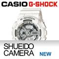 集英堂写真機【全國免運】CASIO 卡西歐 G-SHOCK GA-110C-7AJF BIG CASE 系列 // 白色 / 平輸 / 一年保固