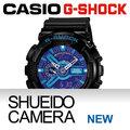 集英堂写真機【全國免運】CASIO 卡西歐 G-SHOCK GA-110HC-1AJF SPECIAL系列 // 藍紫色 / 平輸 / 一年保固