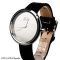 真愛金飾網『NATURALLY JOJO』白鏡面皮帶 手錶 no.168070