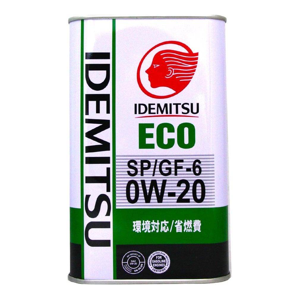 【愛油購機油 On-line】日本出光 IDEMITSU ECO 0W-20 0w20日規超高等級 油電車機油 喜美九代 CRV 4代 1公升