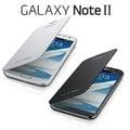 SAMSUNG GALAXY Note 2 N7100 原廠翻頁式皮套(有NFC功能)/NOTE2原廠側翻皮套/NOTE2原廠書本皮套~現貨供應~免運費