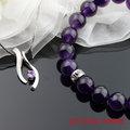 石頭記 紫水晶耀眼組合-漫舞相依