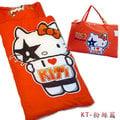 最新花色 Hello Kitty-粉絲 手提兒童睡袋