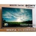 風尚音響 ~ SONY KDL-60W850B 60吋 BRAVIA 液晶電視