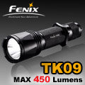 [ Fenix ] TK09 R5 一鍵全能戰術手電筒/LED手電筒