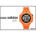 【時間道】ADIDAS。錶三線電子腕錶 – 橘(小) (ADP6104)免運費