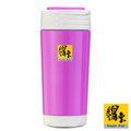 【鍋寶】品味多功能隨身杯350CC(粉紫)L-IKH-70535-2