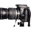 Kelda 單眼數位相機用52mm 0.45X廣角鏡頭帶微距鏡 ( 前口62mm )