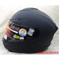 《福利社》SOL SF5 SF-5 素色系列 消光黑 全罩式 安全帽 內襯全可拆洗 雙D扣