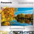 Panasonic 國際牌 55吋 LED液晶電視 TH-55AS700W ★智慧聲控+智慧聯網+3D畫質