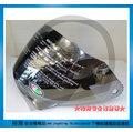 《福利社》SOL SS1 SS-1 電鍍銀 越野帽 全罩帽安全帽專用鏡片
