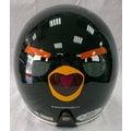 《福利社》商楊 SY 812 812A 憤怒鳥 黑鳥 騎士帽 復古帽 4分之3 半罩 安全帽 三角 內襯全可拆