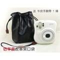 日光城。仿羊皮革束口袋,相機套相機袋相機包NEXF3 NEX5r canonM GF5 GX1 LX7 J2 G1X EX2F(3702)