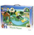 1-2月特價 Robocar POLI 資源回收站 (附克里尼) TOYeGO 玩具e哥
