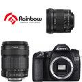 Canon EOS 70D+EF-S18-135mm IS STM+EF-S 10-18mm IS STM雙鏡組