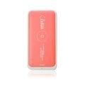 (亞果元素)Qi 認証無線充電Adam Power Ponte Air 無線充電行動電源 AEP-5000WP緋紅