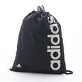 ★大包小包★【ADIDAS】大字系列簡約束口輕便後背包(黑色) M69581