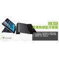 手機平板 藍芽鍵盤 i-Rocks IRK36B 5.5mm 超薄型平板專用藍牙鍵盤有支援Andriod/ iOS/ Windows~