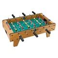 【Amuzinc酷比樂】兒童益智運動玩具/木製桌型手足球台(6桿) PF2035