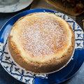 《 香草騎士 》十勝乳酪蛋糕 (6吋) - 濃郁推薦