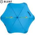 【黎陽戶外用品】紐西蘭 BLUNT XS_METRO 保蘭特自動開合折傘 (風格藍) 抗10級強風/專利傘尾圓邊/抗UV/防反轉/自動傘/晴雨傘/折疊傘 X01
