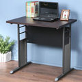 《Homelike》巧思辦公桌-80cm加厚桌面 工作桌 書桌 電腦桌(多款搭配)