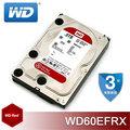 WD 3.5 吋 RED 6TB SATA NAS 專用硬碟 (WD60EFRX) - AF