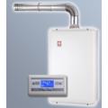 ~新屋廚具~SAKURA 櫻花牌熱水器強制排氣數位恆溫16公升 SH-1691~含基本安裝