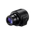 展機出清!SONY DSC-QX30 外接式鏡頭相機-黑色 (公司貨) ★贈8G卡+鏡頭保護套!! 30倍光學變焦 Sony G鏡