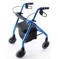 『COMFORT』康而富時尚輔具 CT-500 鋁合金 四輪助行器 輕量化7.6KG , 助步器 銀髮族運動好幫手