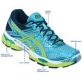 (特價) ASICS亞瑟士-女慢跑鞋款 GEL-CUMULUS 16 D 寬楦 T490N-4089 (陽光樂活)-