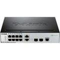 3c91D-Link DGS-3000-10TC 第2層網管型交換器