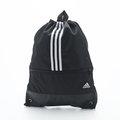 ★大包小包★【ADIDAS】蜂巢系列簡約束口輕便後背包(黑色) M69612