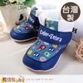 寶寶鞋 台灣製女童嬰幼兒高筒靴 魔法Baby~sh5175