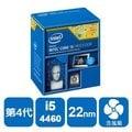 INTEL 盒裝Core i5-4460  11月促銷