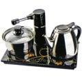 【台熱牌】光觸控數位面板 電茶壺泡茶組 T-6369 / T6369 煮水速度極快,省時省電,電磁波超低