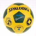 SPALDING斯伯丁~Tornado 足球 綠/黃 4號 小學專用 (SPB61738)