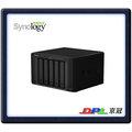 群暉 Synology DiskStation DS1515+  網路儲存伺服器 NAS《贈32G隨身碟》