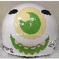 《福利社》智同 EVO CA 110 109 迪士尼 怪獸電力公司 大眼怪 麥克華斯基 白色 1/2帽 半頂式 半罩復 雪帽 安全帽