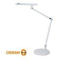 *歐司朗OSRAM*歐司朗LED光曦座夾兩用雙臂檯燈