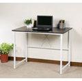【集樂雅】《DE1060》平面式書桌 / 電腦桌 / 工作桌、25mm方形粗鐵管腳(可加購玻璃)