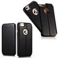 【默肯國際】ICARER 變形金剛 iPhone6/6S i6/i6s 4.7 多功能手工真皮皮套 手機殼 保護殼 站立 立架 插卡 卡片 名片 卡夾 防滑 皮套