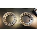 【飛馬牌】610N-半磅義式咖啡磨豆機刀盤 - 臼齒式(鬼齒)磨盤,特殊鋼刀+CNC雕刻