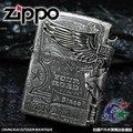 【詮國】Zippo 日系經典打火機 - Harley Davidson 哈雷珍藏限量版 - 飛翼引擎 / NO.HDP-28