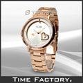 【時間工廠】全新原廠正品 ALBA(SEIKO)玫瑰金心綴氣質腕錶 AG8364X