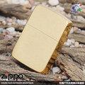 【詮國】Zippo 美系經典打火機 - Solid Brass 純銅素面款 - 高磨光鏡面處理 / NO.254B / ZP191