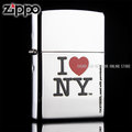 【詮國】Zippo 美系經典打火機 - I Love New York - I Love NY 我愛紐約 / NO.24799 / ZP208