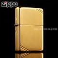 【詮國】Zippo 美系經典打火機 - 1937年復刻版 - 黃銅鏡面處理 Vintage / NO.270 / ZP239