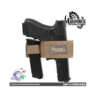 【詮國】馬蓋先 Magforce - 橫式沾黏簡易槍套 / 工具套 - 擴充模組沾黏片 / 模組板 # 3535