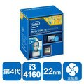 INTEL 盒裝Core i3-4160 CPU